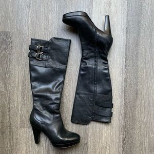 Cole Haan x Nike Air Knee-High Boots Size 5 1/2B